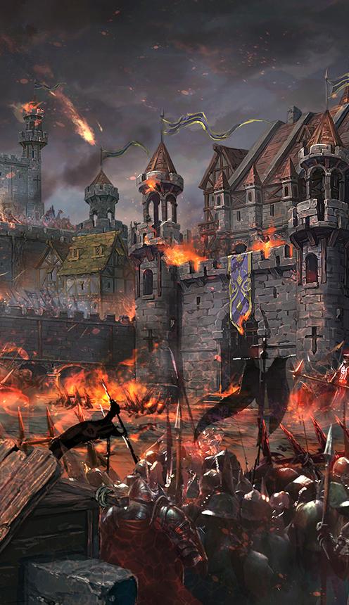 SIEGE WAR image2