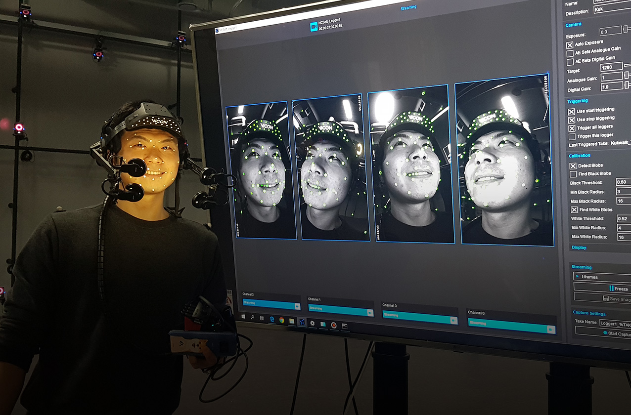 MOTION CAPTURE STUDIO image1